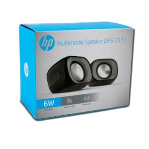 Parlante Multimedia Speaker HP